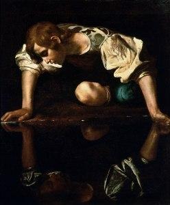 Caravaggio's Narcissus