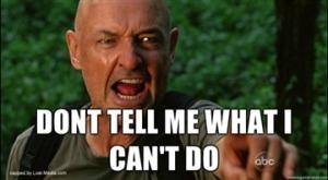 We know, Locke. We know…