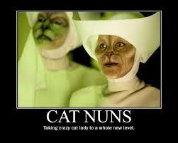 Cat Nuns